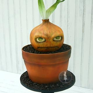 One Grumpy Onion