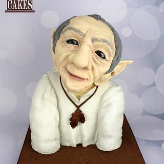 Foster the Faerie Sculped cake class