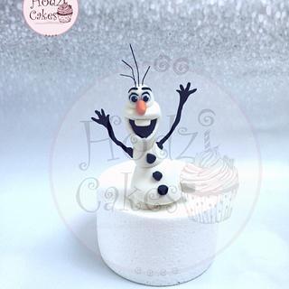 Olaf Figure❄️💙