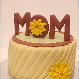 Unconditional Love - Cake by Sushma Rajan- Cake Affairs