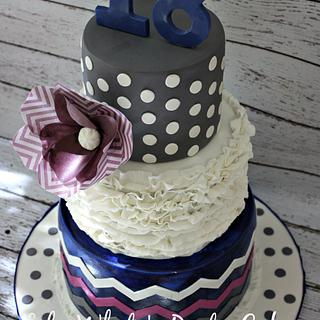 Not your average cake! - Cake by Lily White's Party Cakes