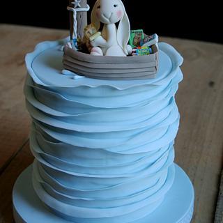 Little Star's 1st Birthday Cake