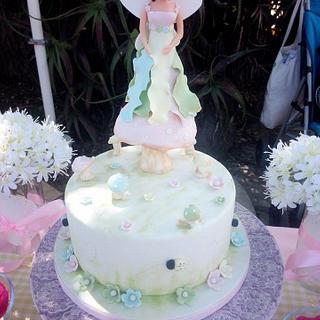Fairy - Cake by Ana Cristina Santos