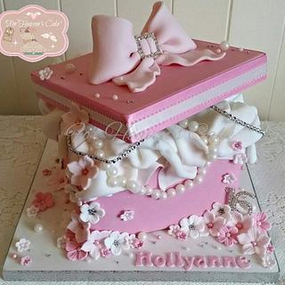 Hollyanne turns Sweet 16