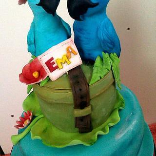 🐦 - Cake by Martina