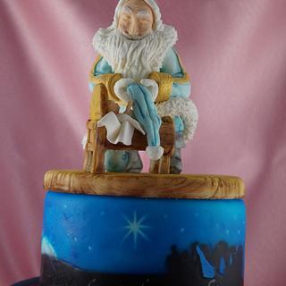 Il Mio  Di Vedere Il Natale - Cake by Lovely Cakes Italia