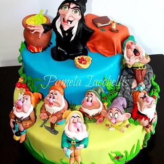 Cake Witch and the 7 Dwarfs