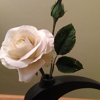 It's a Sugar Flower :)