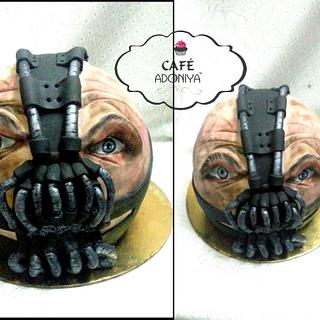 BANE!!! - Cake by Maaria