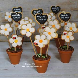 Vasetti di fiori