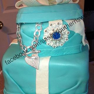 Tiffany Bracelet inspired birthday day