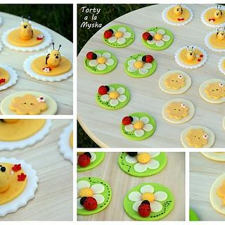 cupcake toppers for kids baking day