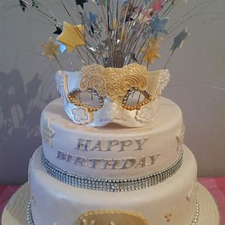 New years eve cake - Cake by Justyna