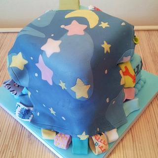 Taggie Birthday Cake