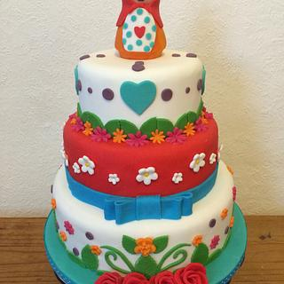 The Babushka Project - Cake by Leigh Medway
