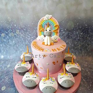 Unicorn by Arty cakes