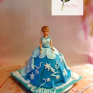 Birthday cake - Cake by Pien Punt