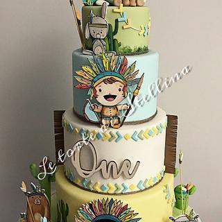 Wilson cake