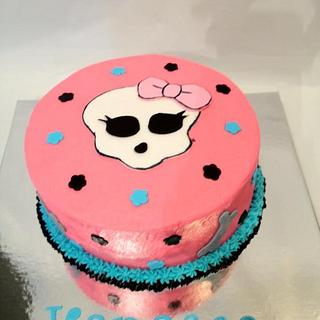 Monster High Small - Cake by Dawn Henderson