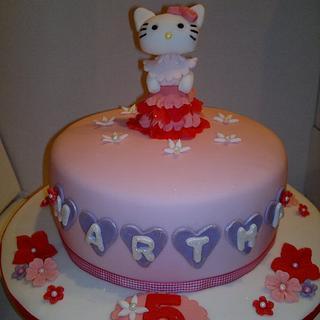 Hello Kitty for Martha