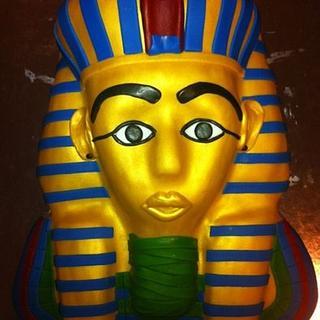 Pharaonic cake   - Cake by Maya Zantout