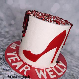 If the Shoe Fits.... - Cake by Sharon A./Not Your Average Cupcake