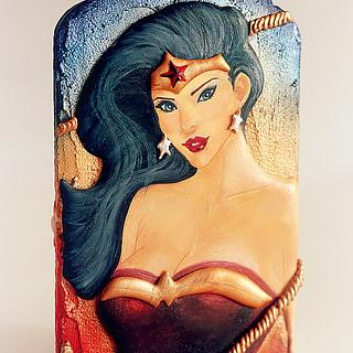 Wonder Woman (Comicake 2015 collaboration)