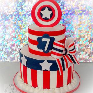 Girly Captain America