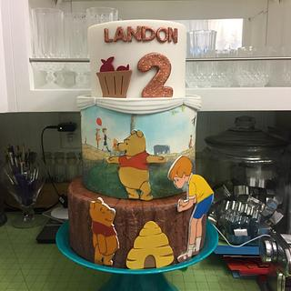 Son's 2nd birthday. - Cake by Sparetime