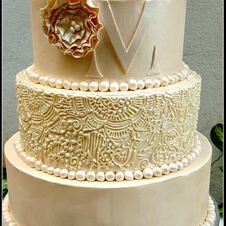 Royal Ivory - Cake by Maaria