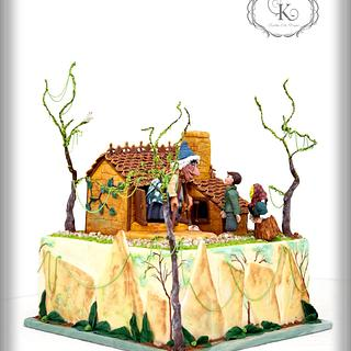Brother Grimms: Hansel and Gretel