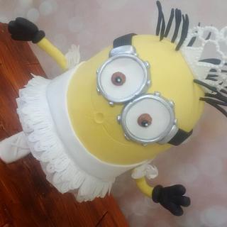 Dancing Minion Bob
