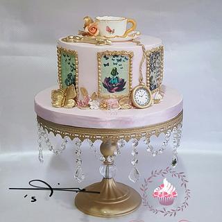 Alice  - Cake by Bonboni Cake