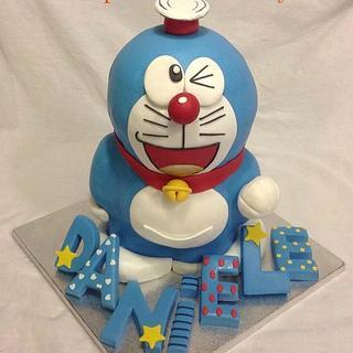 Doraemon - Cake by Titty