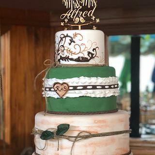 Earthy Cake -3