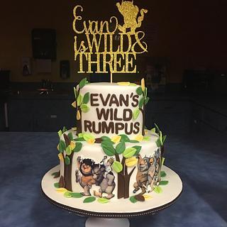 Wild Rumpus Cake