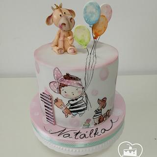 for little girl