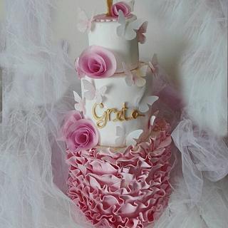 Greta  - Cake by manuela scala