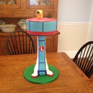Paw Patrol Tower