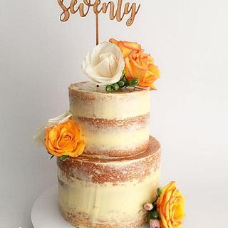 Torta para Bodas o Cumpleaños Medellín