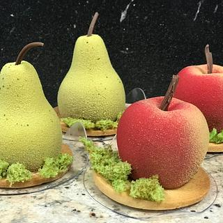 Pear & Apple