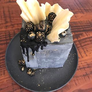 My Industrial Concret Cake