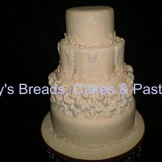 Wedding cakes - Cake by Bernice