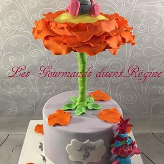 My Troll cake