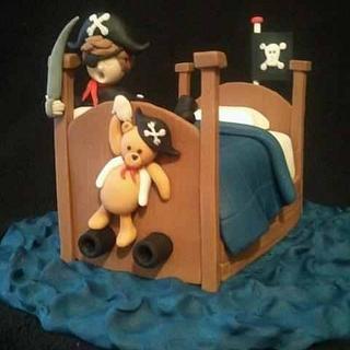 ~Pirate Cake~
