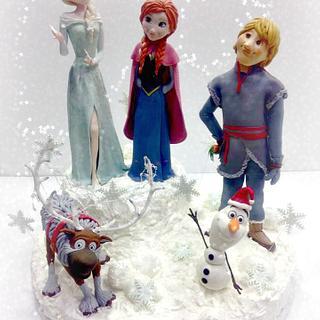 Frozen for Christmas!