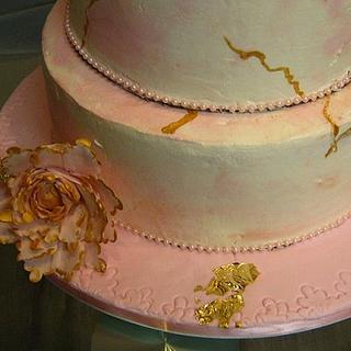 Tenth Anniversary Cake