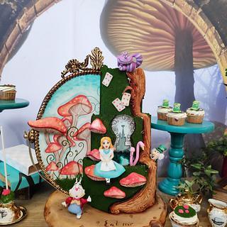 Alice in Wonderland 💙