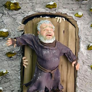 HODOR - Hold the door - Cake of Thrones collaboration