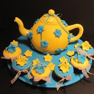 marie curie blooming good tea party donation